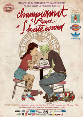 championnat-france-skateboard-2013-nantes